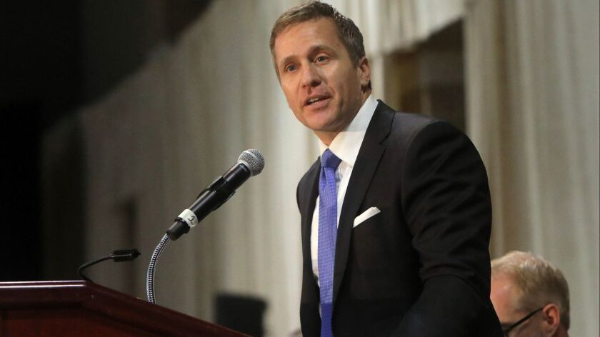 Judge delays decision on whether Greitens nonprofit must turn over records