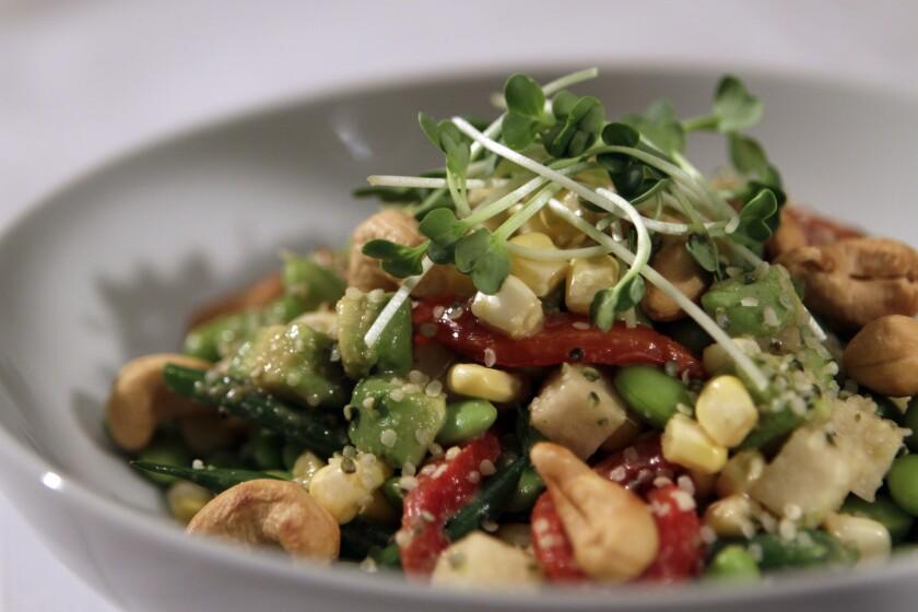 Recipe: BLD's fresh vegetable salad