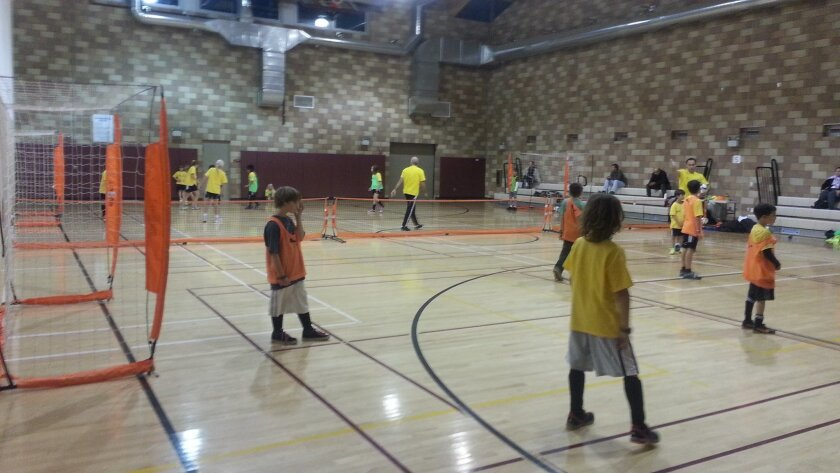 Futsal is an alternative to outdoor and arena soccer that focuses on developing skills. Courtesy photo