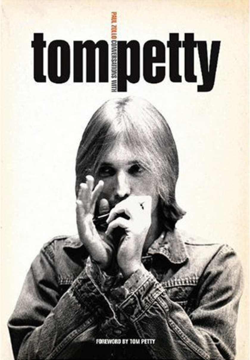 """""""Conversations with Tom Petty"""" is a 2005 book authorized by the singer featuring interviews by Paul Zollo."""