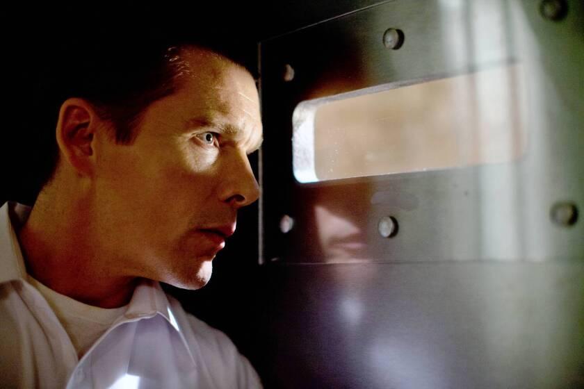 """Ethan Hawke stars in """"The Purge."""""""