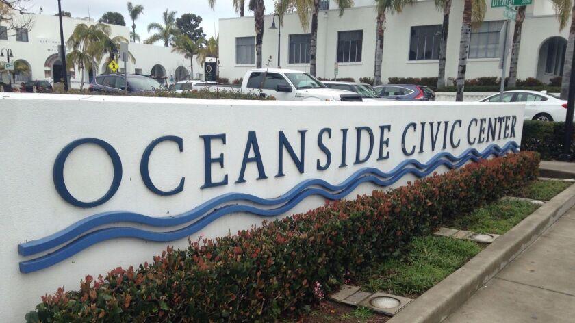 Oceanside Civic Center