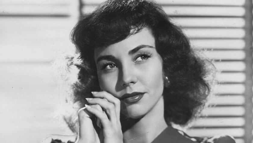 Jennifer Jones in 1946.