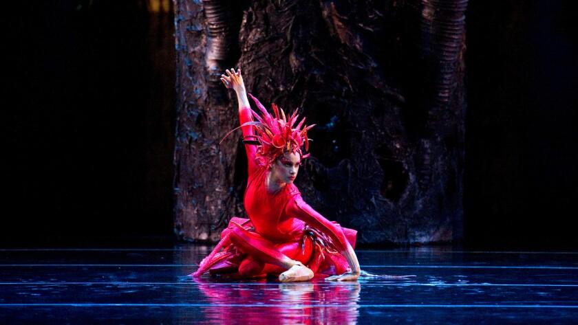 Misty Copeland as Firebird.