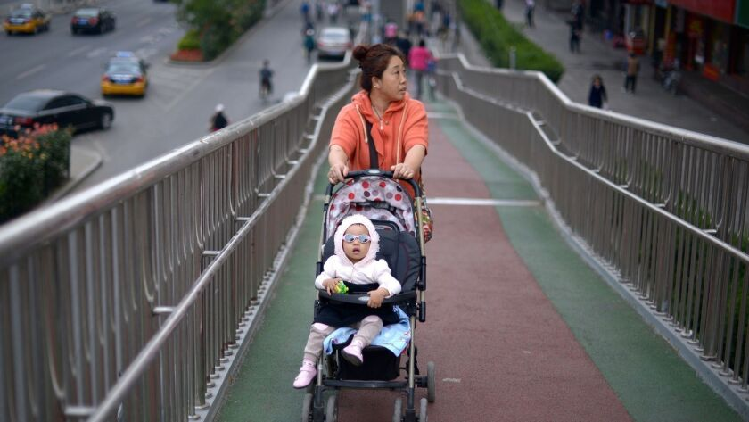 CHINA-POPULATION-HEALTH