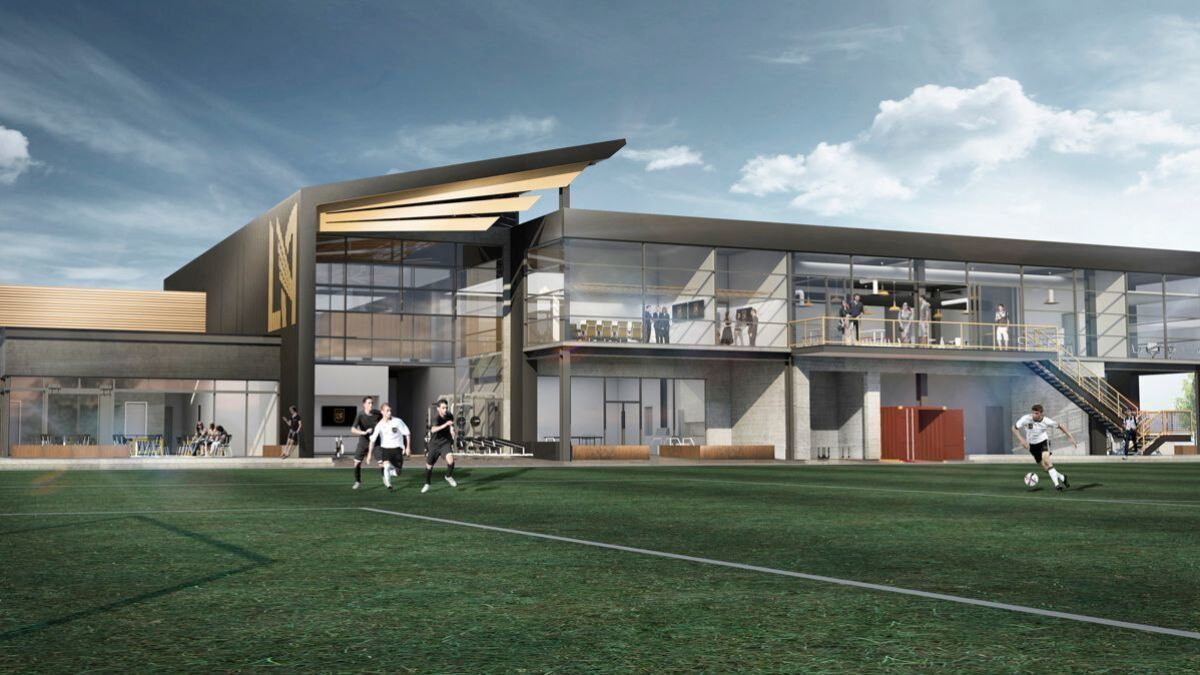 LAFC's $30-million plan for Cal State L A  training site wins