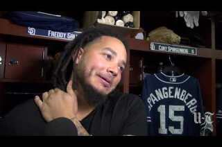 Shortstop Freddy Galvis on his trade to the Padres and what he brings to the team