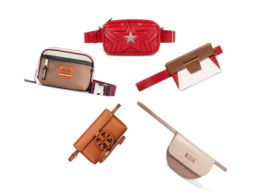 ab4af8e199c The fanny pack — yes, the fanny pack — is in the midst of a major ...