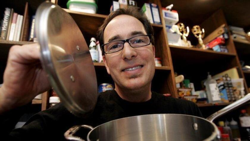 """Sam """"The Cooking Guy"""" Zien. (/ U-T file photo)"""