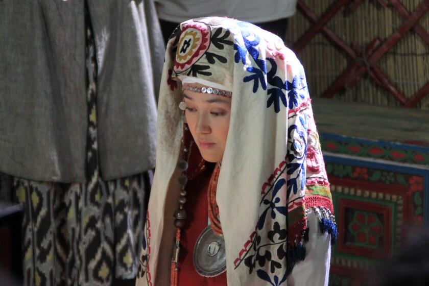 'Kurmanjan Datka Queen of the Mountains'