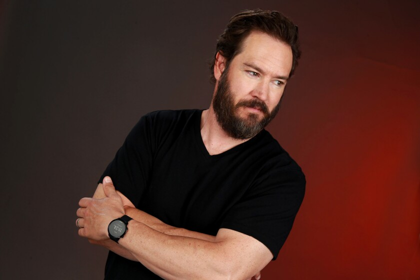 Actor Mark-Paul Harry Gosselaar is known for his television roles as Zack Morris in Saved by the Be
