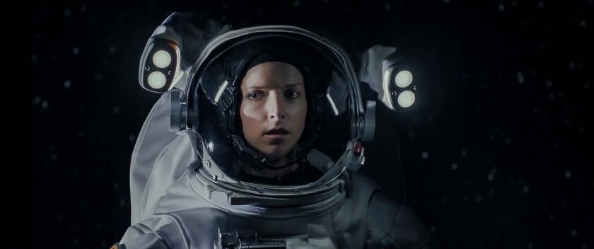 """Anna Kendrick as Zoe Levenson in """"Stowaway."""""""