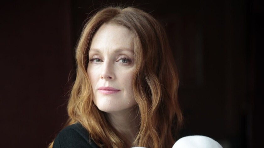 Julianne Moore Works To Find The Person Inside The Struggle