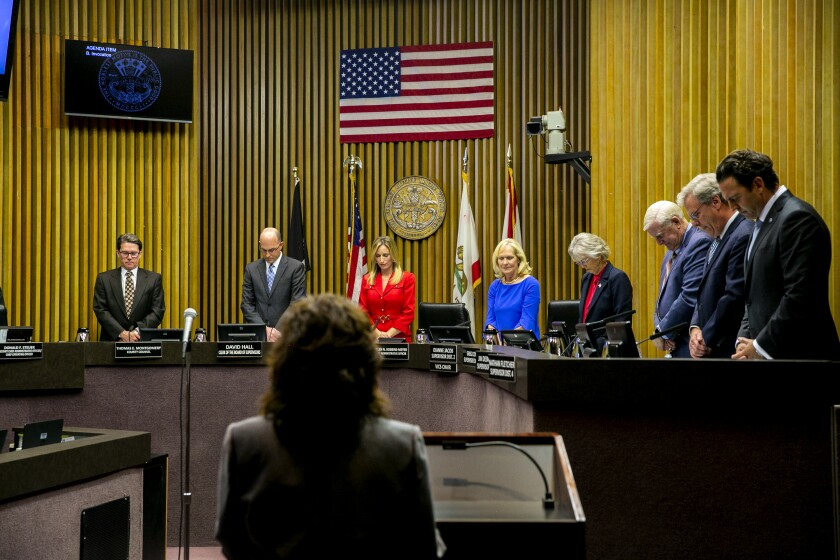County Swears in New Officials