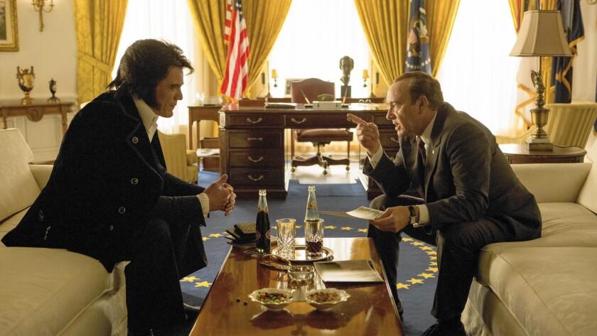 Elvis Nixon Review