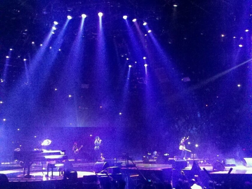 Prince at the Forum