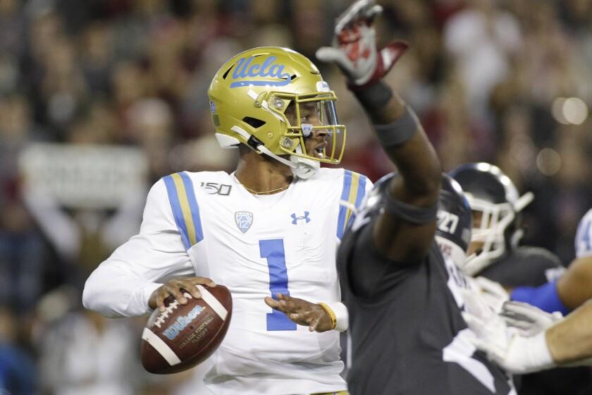 UCLA uses huge second half to stun Washington State 67-63