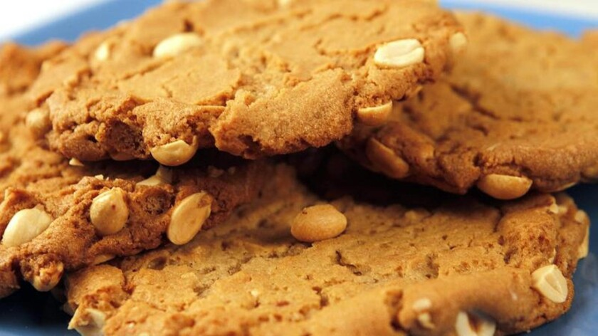 This may be the best peanut butter cookie recipe ever
