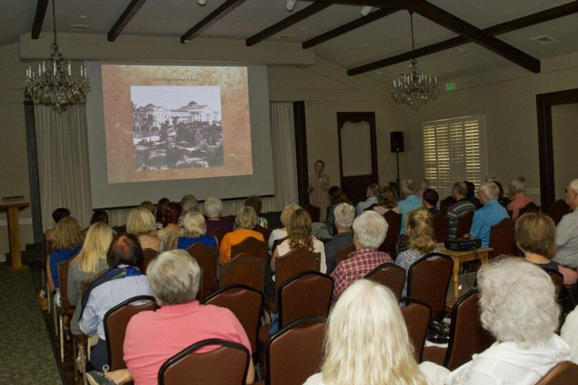 """The RSF Historical Society hosted """"Historic Places - A Celebration of Master Architect Lilian Jeanette Rice"""""""
