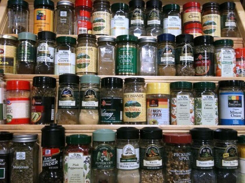 Test Kitchen tips: Storing and dating spices for freshness