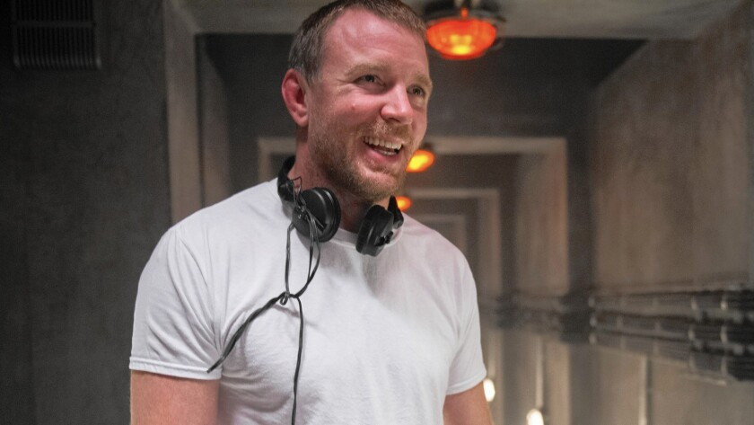 Guy Ritchie aims for TV show's 1960s style in 'Man From U.N.C.L.E.'