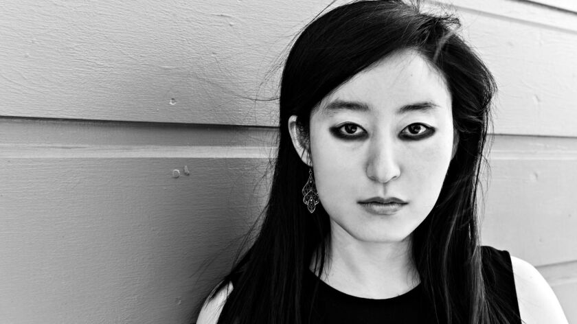 """R.O. Kwon, author of the novel """"The Incendiaries."""""""