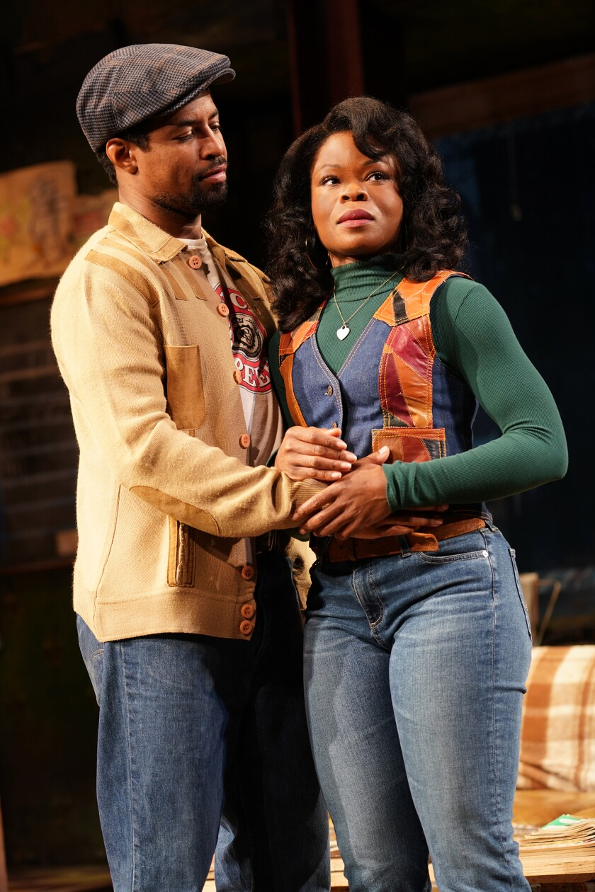 Jitney Arena Stage Written By: August Wilson Directed By: Ruben Santiago-Hudson