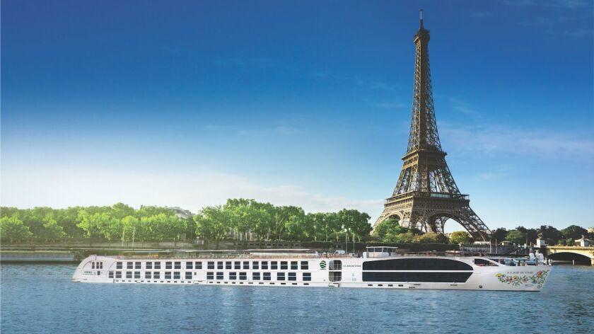 Uniworld's new ship, Joie de Vivre, will sail the Seine River in France this summer.