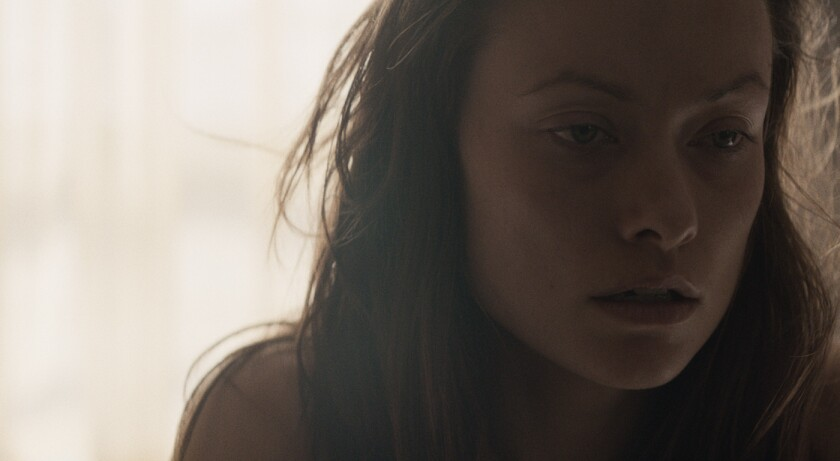 "Olivia Wilde in ""Meadowland,"" which she also produced."