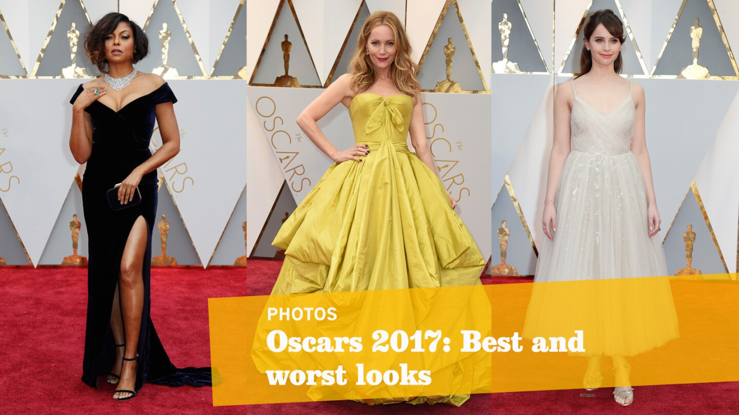 Oscars 2017: Best- and worst-dressed