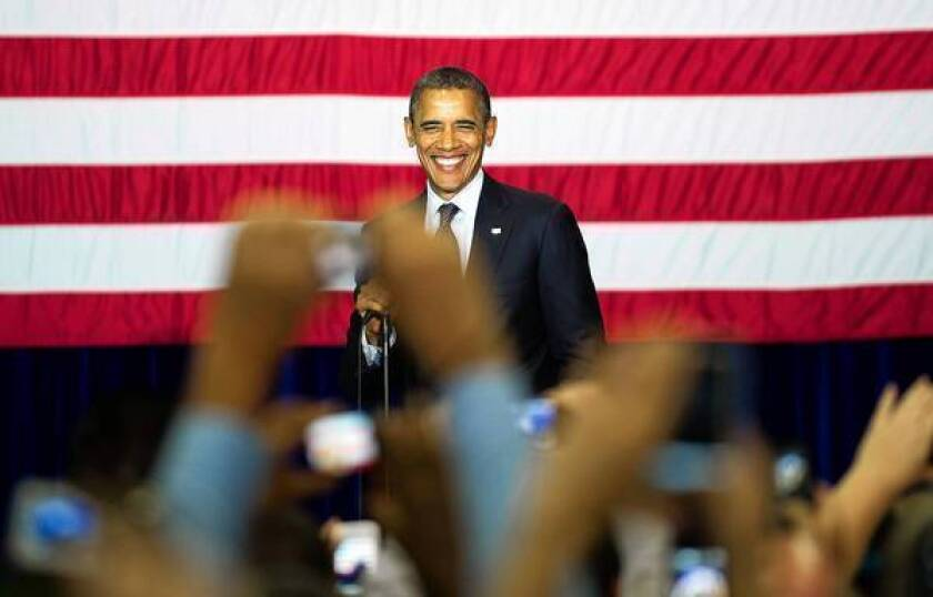 Obama has slight lead over Romney in new nationwide poll