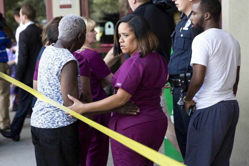 Doctor fired back at Philadelphia-area hospital shooter, police