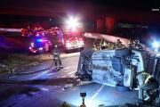 1 killed, 2 injured in crash on SR-125
