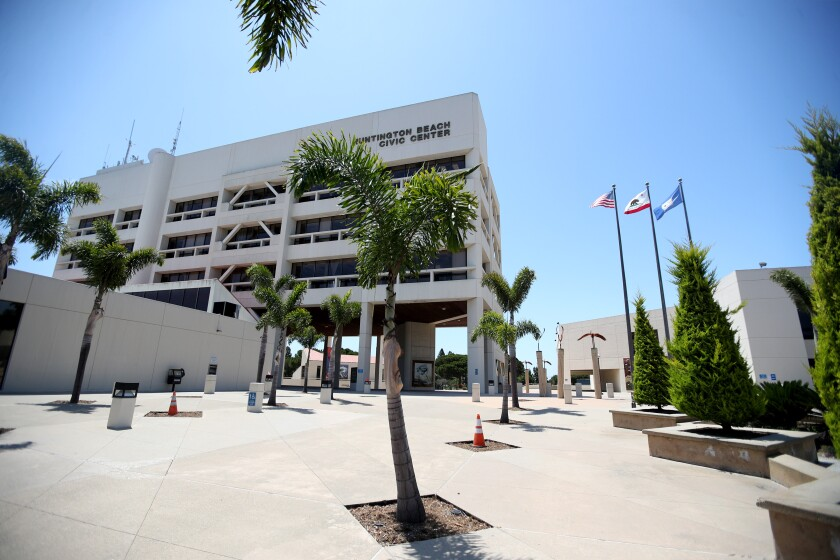 A virtual forum is scheduled for Tuesday in the Huntington Beach City Council race, which has 15 candidates.