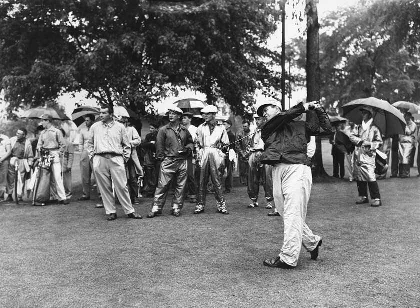 AP Was There-1954 Masters