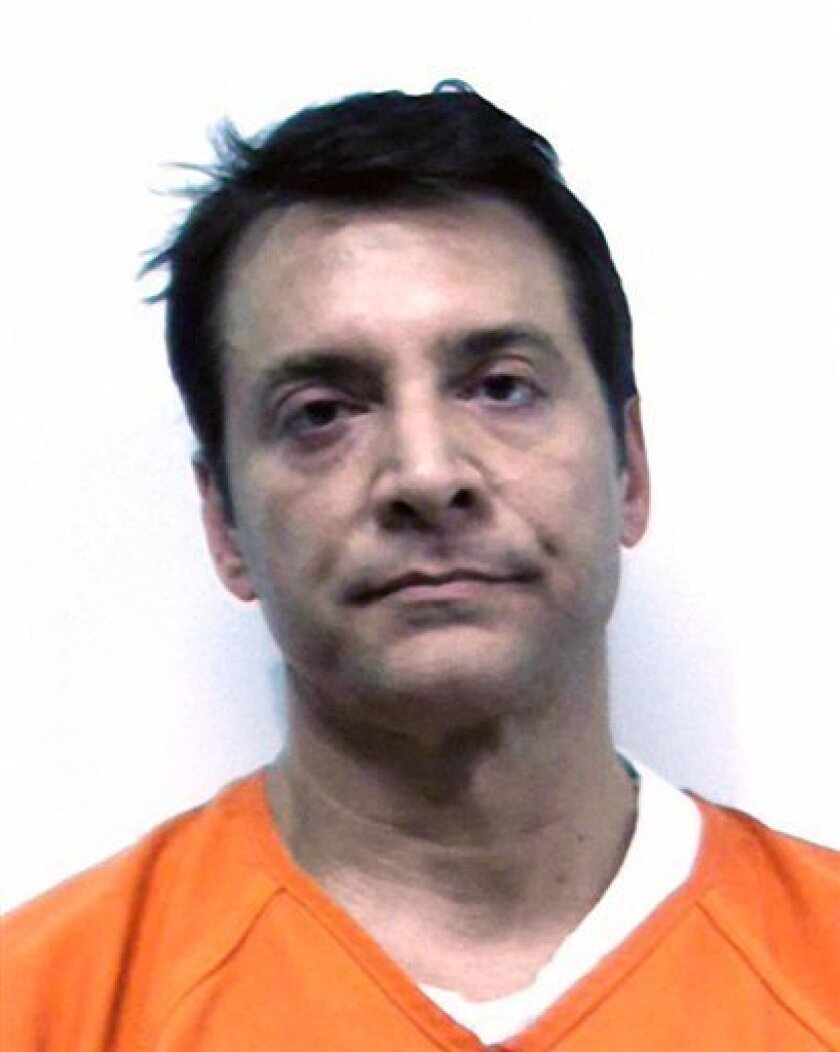 This undated photo provided by the Yavapai County Sheriff's Office shows James Arthur Ray. Motivational speaker James Arthur Ray was arrested Wednesday, Feb. 3, 2010 on manslaughter charges after three people died following a northern Arizona sweat lodge ceremony he led last year. (AP Photo/Yavapai County Sheriff's Office)
