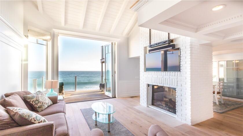 Judy Garland's Malibu beach house