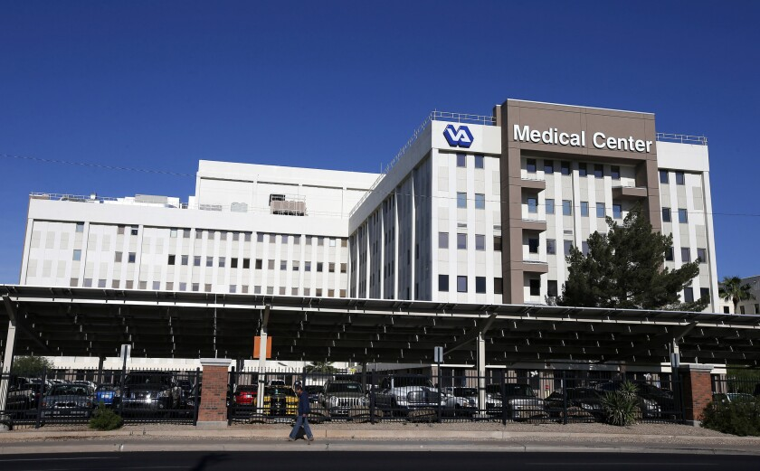 The Phoenix VA Health Care Center has been at the epicenter of a scandal concerning Department of Veterans Affairs staff concealing long waits for care.