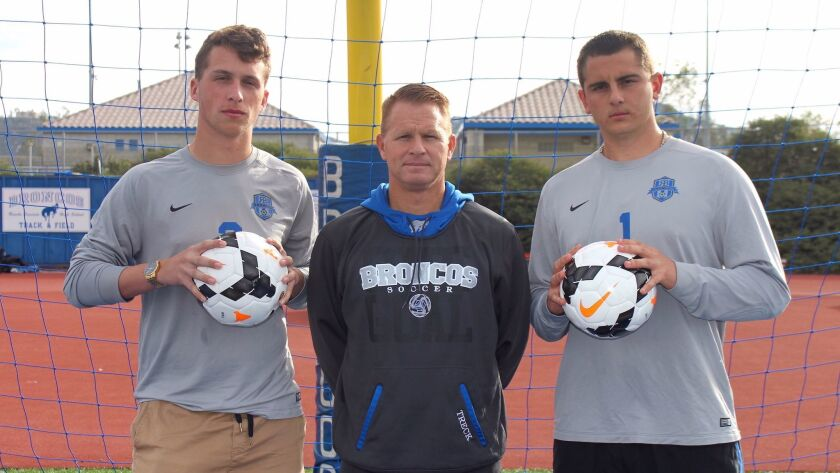 RBHS goalkeepers
