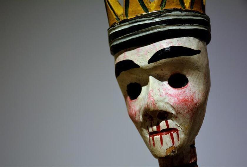 """Un museo en México muestra la cara """"divertida"""" de la muerte"""