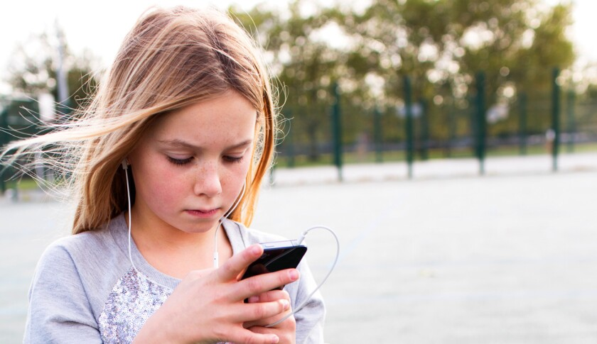 A Colorado father is trying to get a law passed that would establish legal limits on smartphones sales to children.