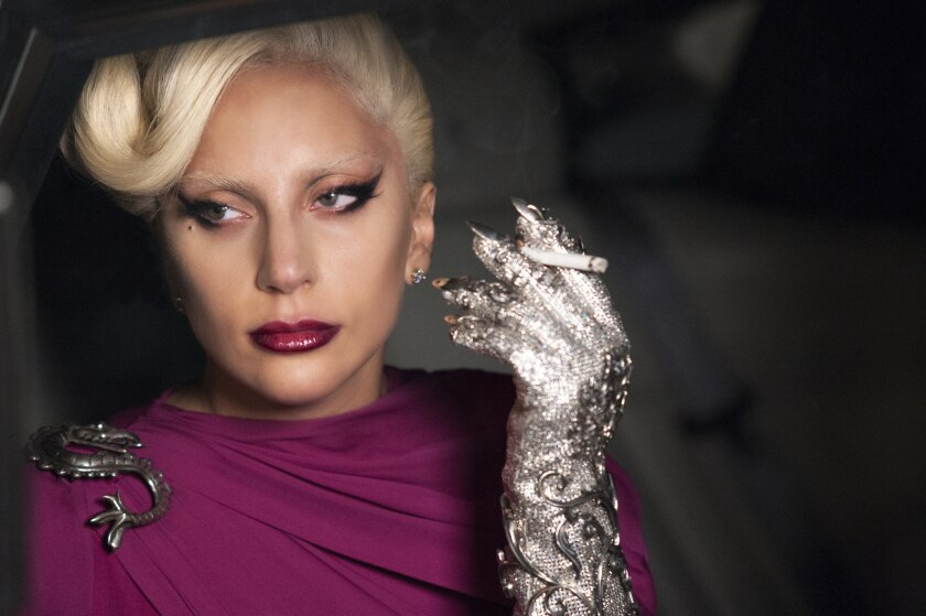 """Lady Gaga stars as the Countess in the fifth season of """"American Horror Story."""""""