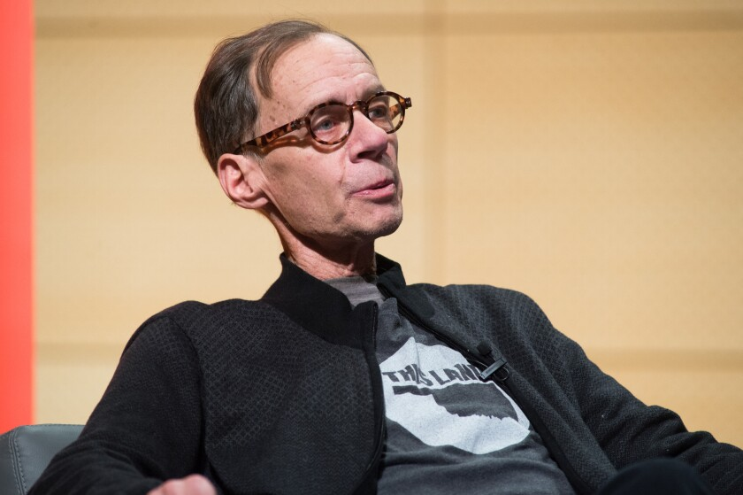 David Carr attended a New York Times event in New York City on Thursday. The newspaper announced his death later in the evening.