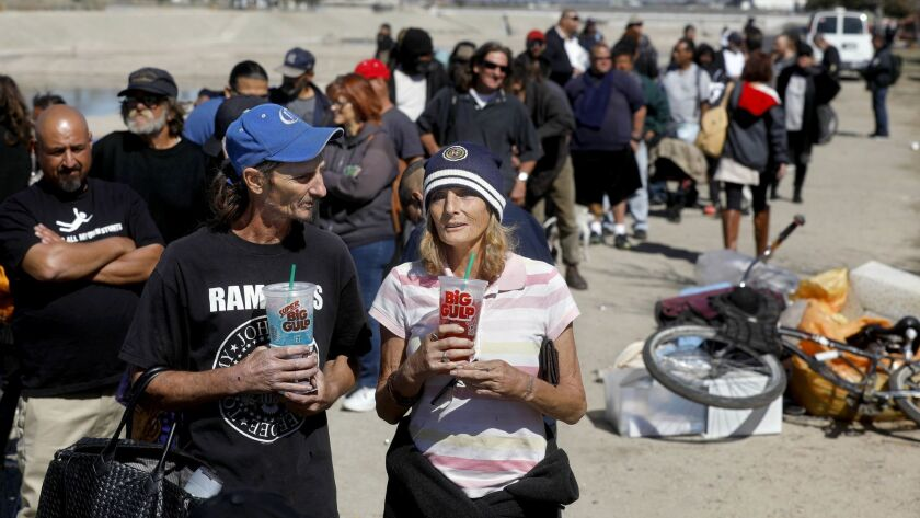 Orange County will lead an effort to complete a homeless count at the end of January.
