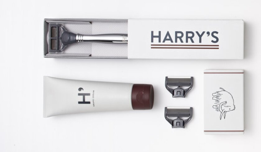 Meet Harry's, a new online-only go-to for guys' grooming gear