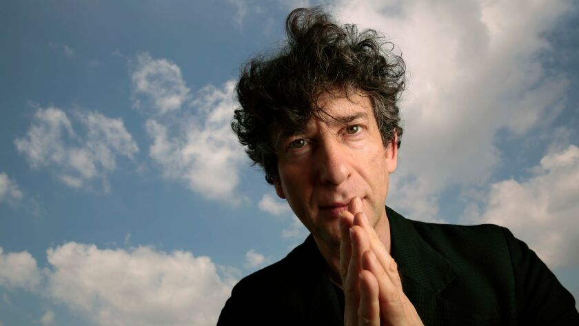 Neil Gaiman will read for charity. Whose book? Seuss' book.