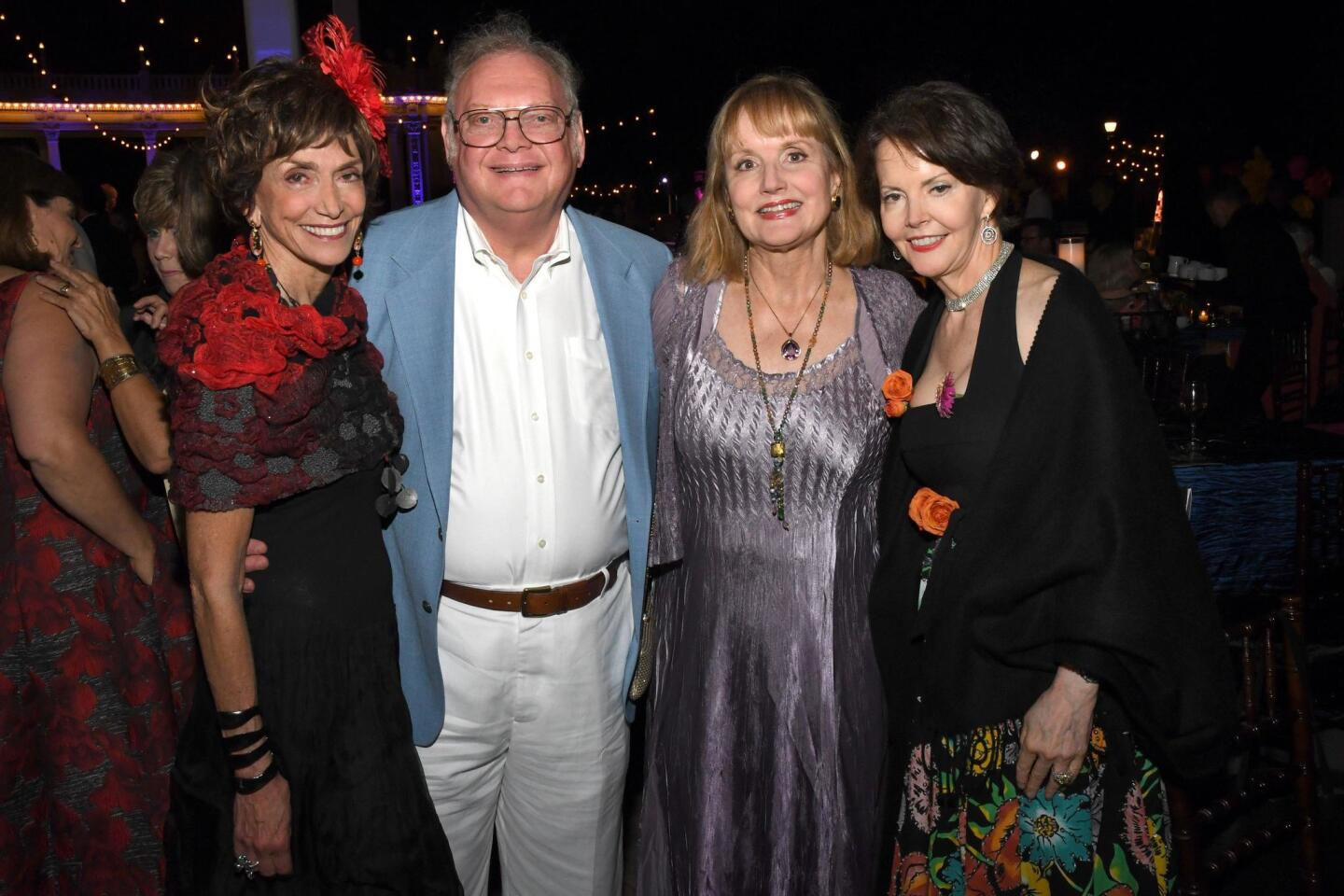 Joyce Gattas, Jay and Julie Sarno, Laurel McCrink