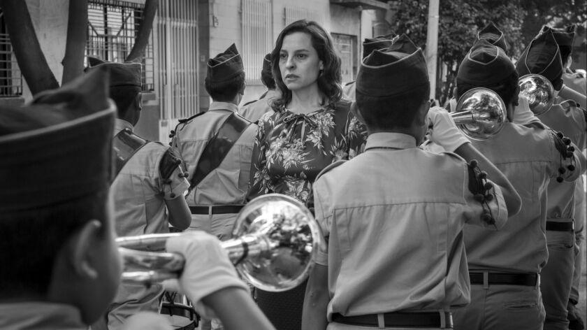 "Marina de Tavira received a supporting actress Oscar nomination for ""Roma."""
