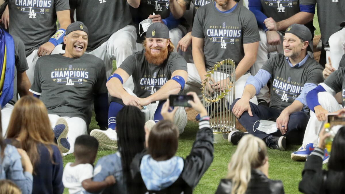 Dodgers Dugout: What the World Series title means to you