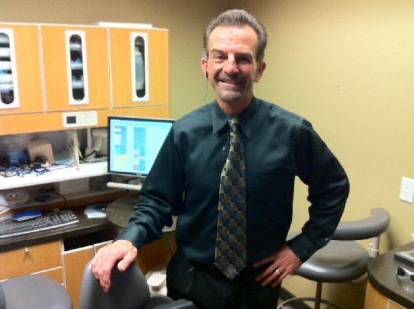 La Mesa dentist Jeff Gray